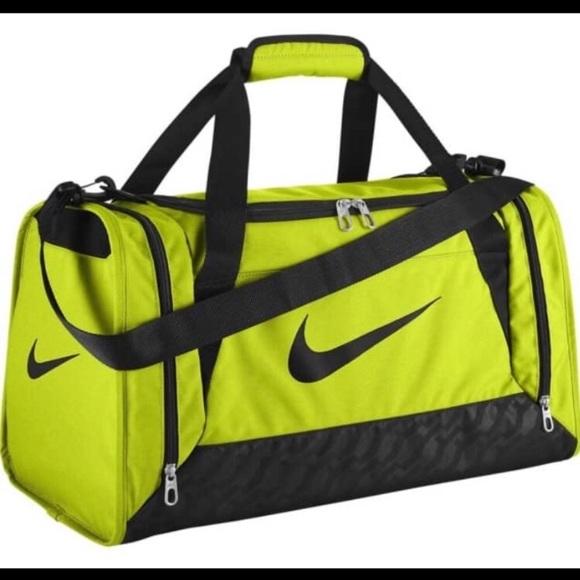 Nike duffle bag 6b6db99a7ccb3